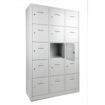 PR.Lockerkast SHC 15 deurs
