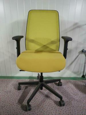 Bureaustoel Limoen